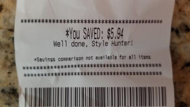 Nordstrom Rack savings