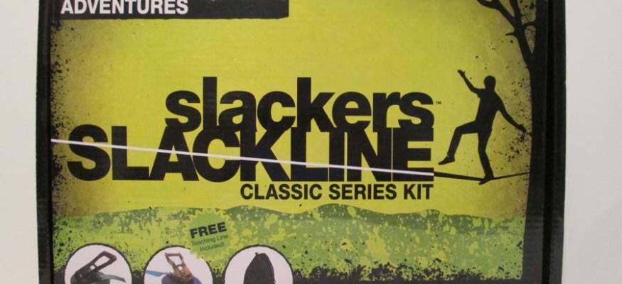 Slackers Slackline