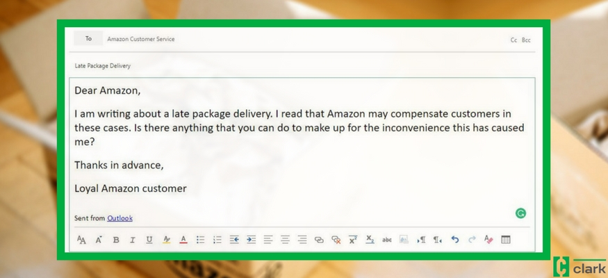 Amazon delivery late again? Here's how to request