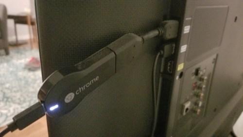 First generation Chromecast