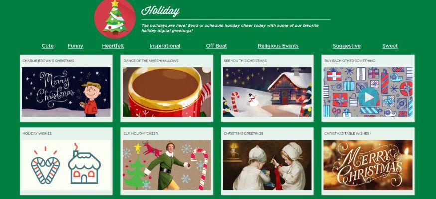 Hallmark warning beware of fake seasonal e cards clark howard hallmark e card for christmas m4hsunfo