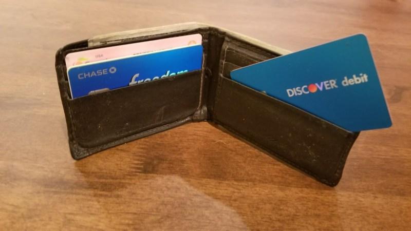 Cash envelope system: Forgot my envelope money