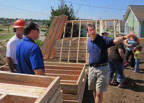 Clark Rebuilds in Joplin, MO