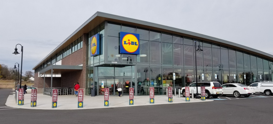 New study: Aldi, Walmart and Kroger drop prices when Lidl opens nearby