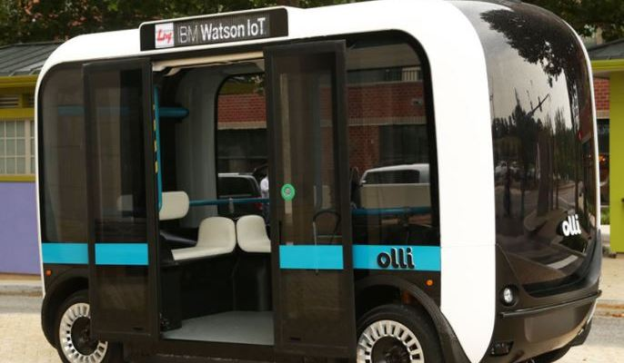 CES 2018: These tech transportation startups are using disruption to drive the future