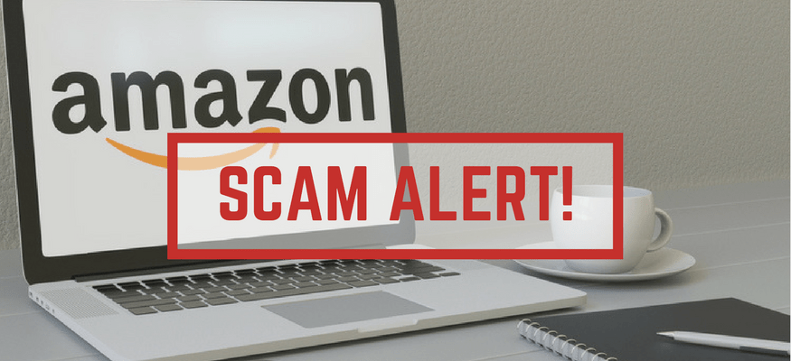 Warning: This Amazon scam is coming after your money!