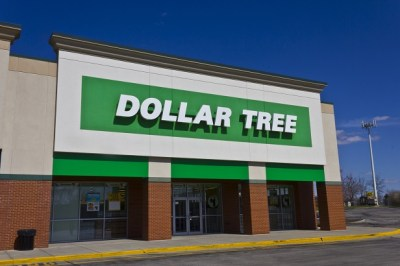 dollar tree storefront