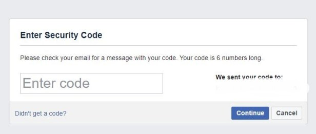 Here's how your friends could help you recover your Facebook account