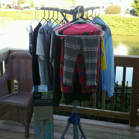 aldi clothes dryer