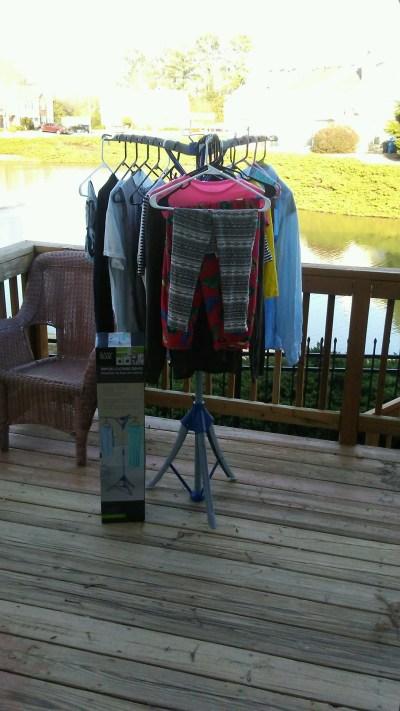 aldi tripod clothes dryer