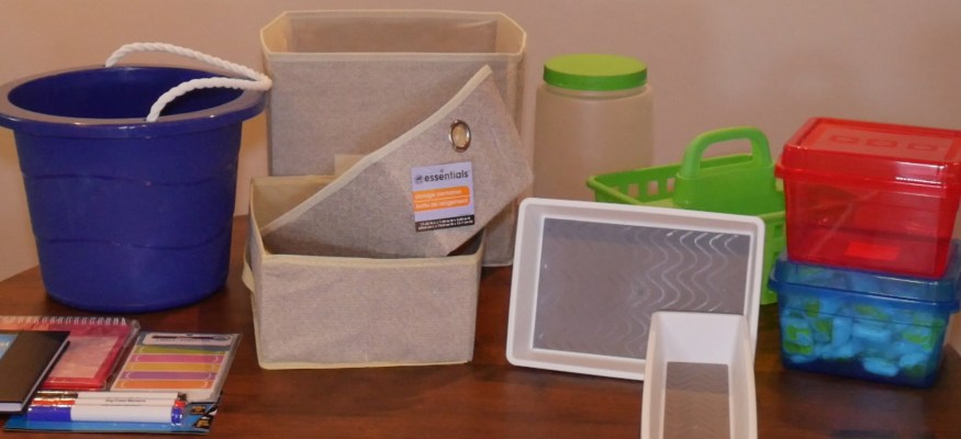 15 of the best Dollar Tree storage and organization ideas