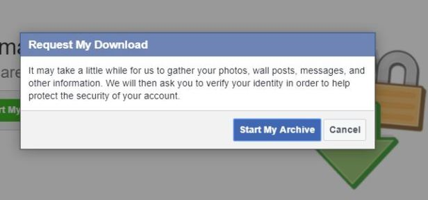About Facebook's new privacy hub + how to download a copy of