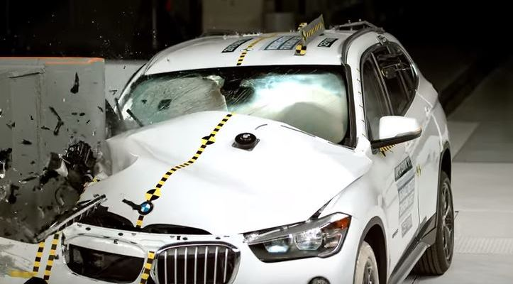 These small SUVs got good grades in passenger-side crash tests