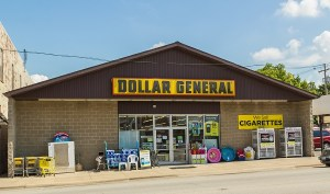 Dollar General new stores in 2018