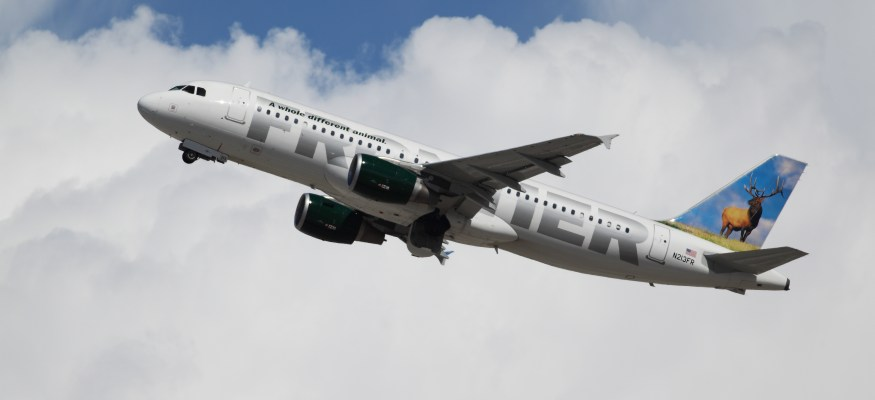 Just announced: Frontier Airlines is adding new routes for spring 2018
