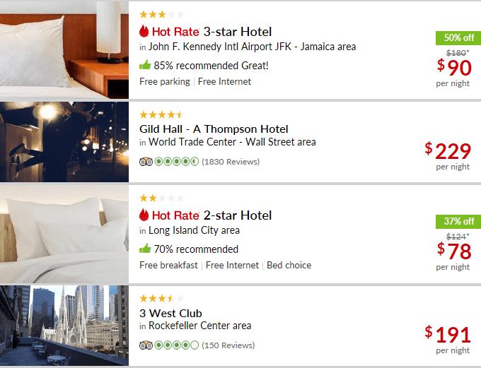 priceline mystery hotel