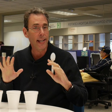 Clark Howard ice cream taste test