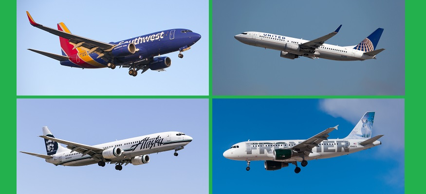 New report: These are the best and worst airlines in 2018