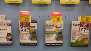 cat MD plus flea and tick