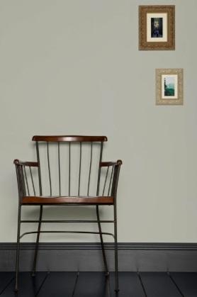 Farrow and Ball's Lamp Room Grey (us.farrow-ball.com)