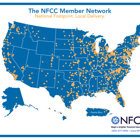 national foundation for credit counseling member network