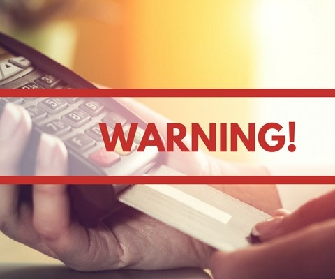 Scam alert: The new way thieves are stealing credit card info