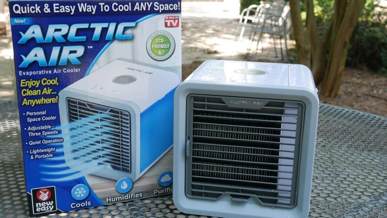 Arctic Air Review Can This As Seen On Tv Product Lower Your Ac