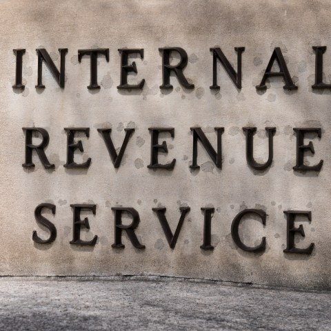 Internal Revenue Service (IRS) building