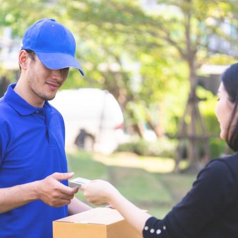 Credit card customer