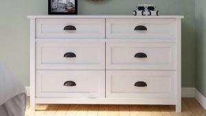 Wayfair.com white dresser furniture