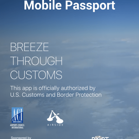 Mobile Passport: 4 things to know before you travel