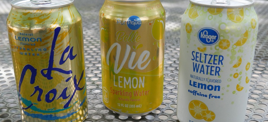 Better than LaCroix? Aldi and Kroger sparkling water put to the test!