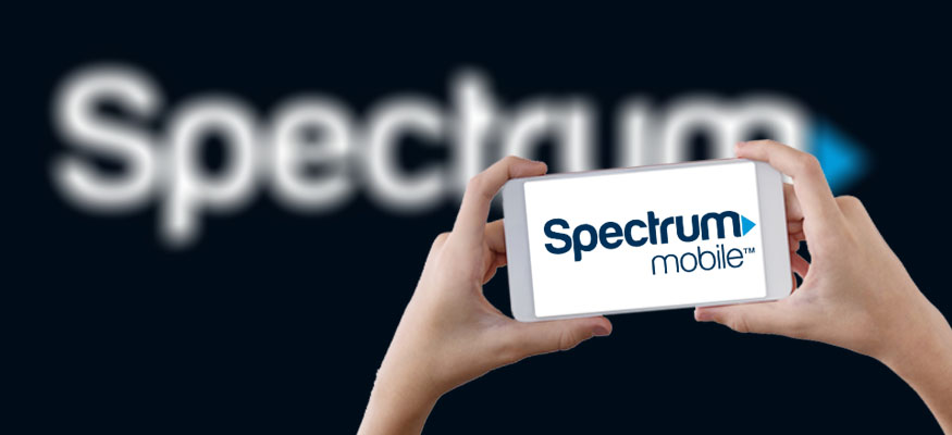 Spectrum Mobile cell phone