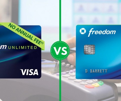 Chase Freedom vs. Freedom Unlimited: Which Is the Better Credit Card?