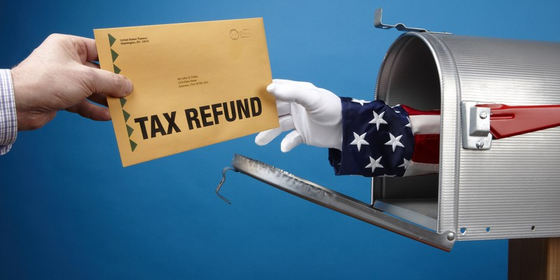 tax refund from uncle sam