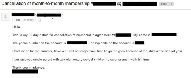 Gym membership cancellation: Here's how easy it can be to get out
