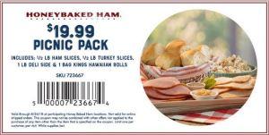 ham coupon