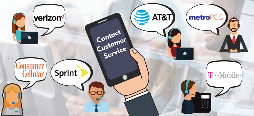New report: Which cell phone provider has the best customer service?