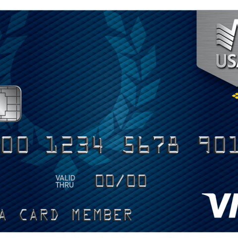USAA Rate Advantage Platinum Visa Credit Card