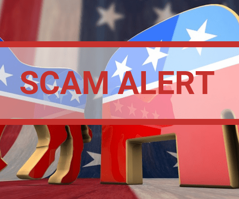 Political scam alert: Do not answer phone calls from these 10 area codes!