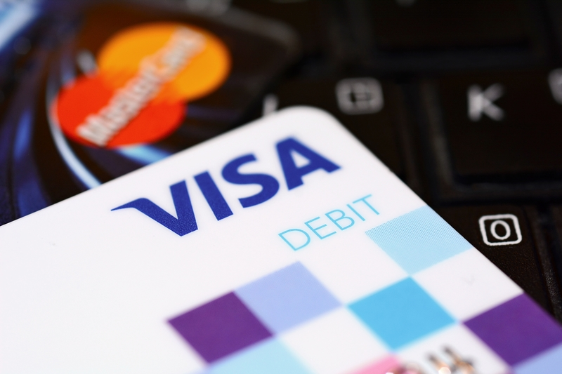 Can i use my temporary debit card to shop online
