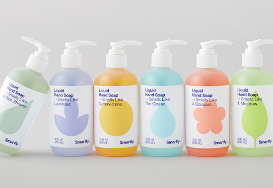 Smartly hand soap