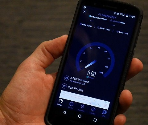 Speed Test Cheap Cell Phone Plan That Runs On ATTs Network