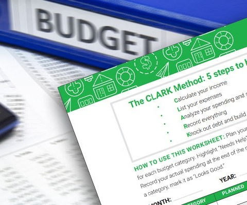 Clark Howard budgeting guide