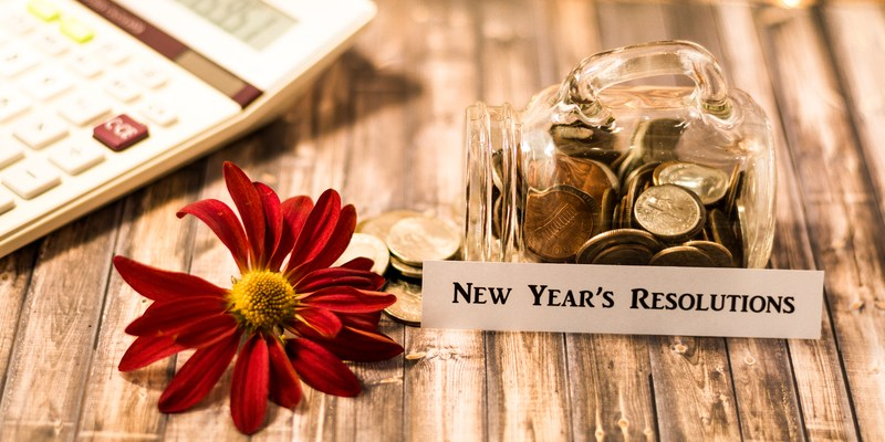 5 New Year's resolutionsthat will improve your finances