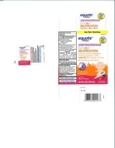equate infant ibuprofen
