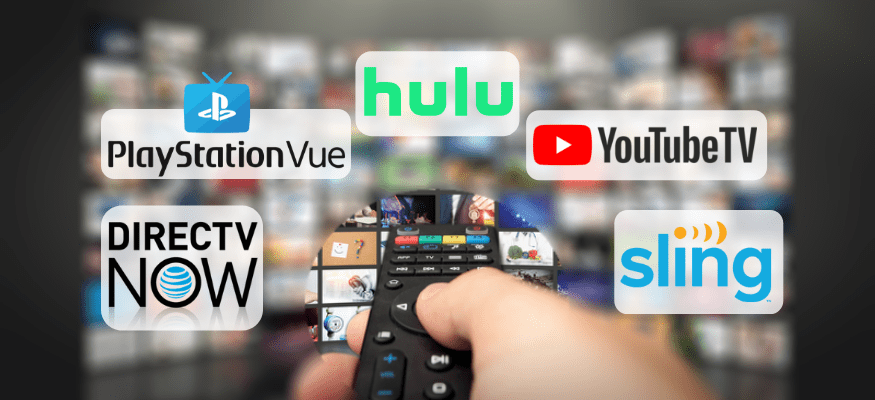 Streaming TV plans