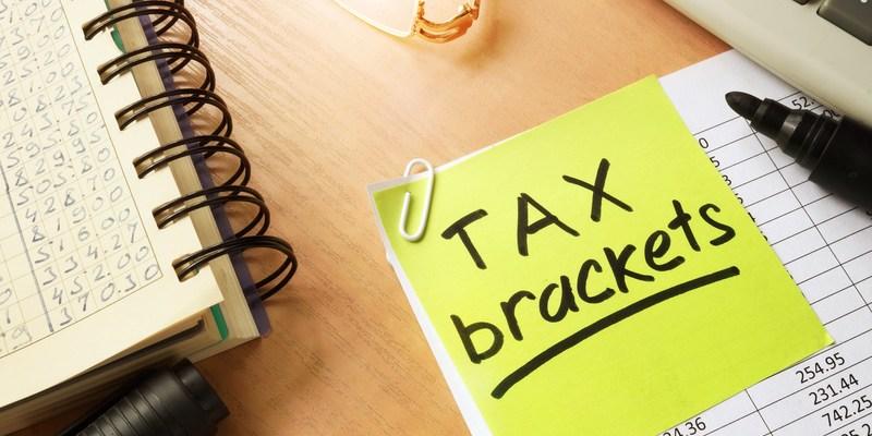 IRS income tax brackets