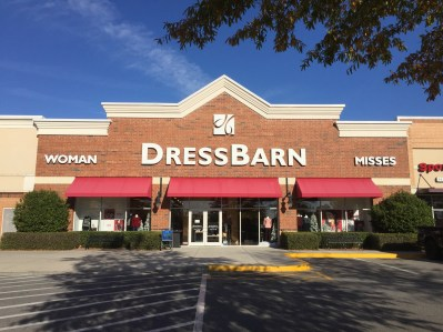Retail alert: Dress Barn closing all of its stores as parent company downsizes