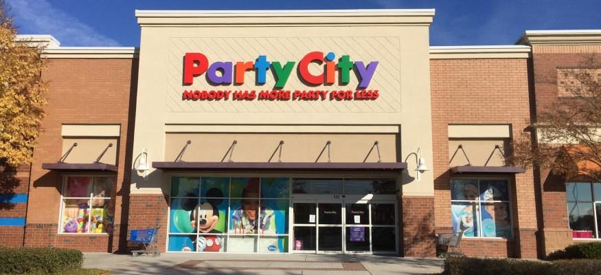e9a83f395b6d Retail alert  Party City closing 45 stores
